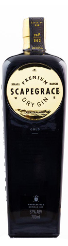Gold London Dry Gin