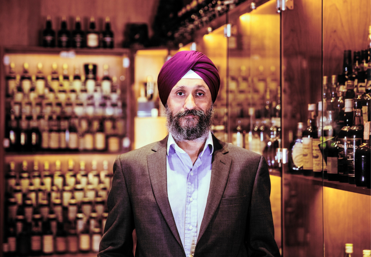 Sukhinder Singh The Whisky Exchange