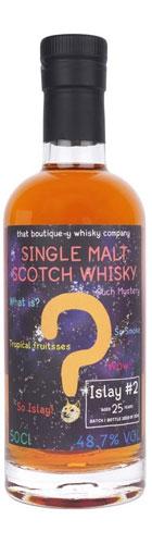 Islay #2 25 YO (That Boutique-y Whisky Company)