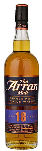 The Arran Malt 18 YO Single Malt Scotch Whisky