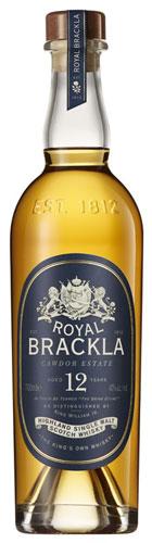 Royal Brackla 12 YO Single Malt Scotch Whisky