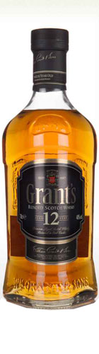 Grant's 12 Year Old Blended Scotch Whisky