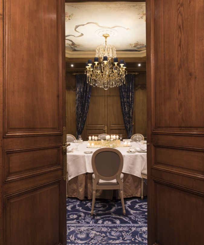 Paris Legends dinner
