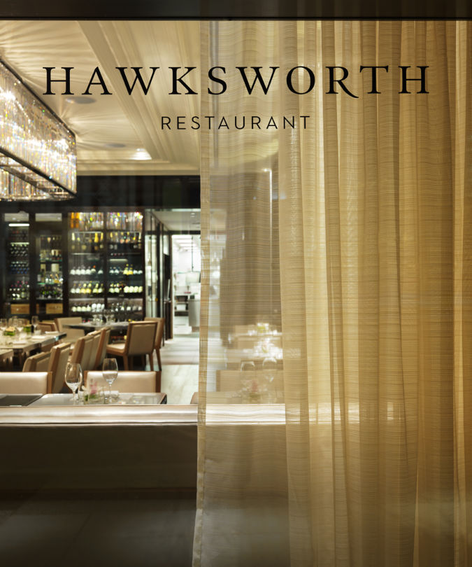 Hawksworth Restaurant, Vancouver