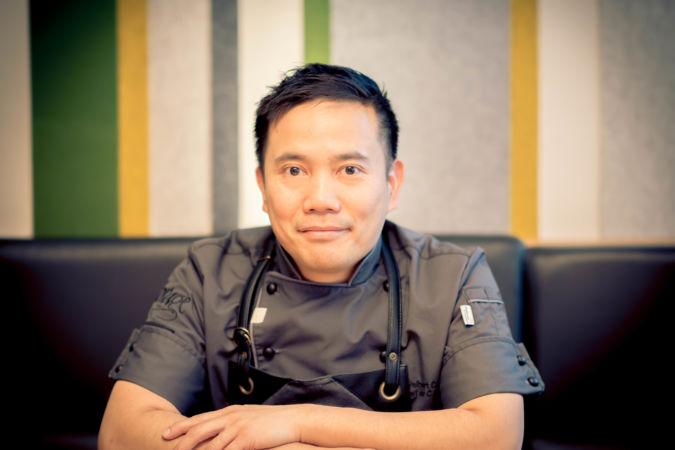 Chef Welbert Choi
