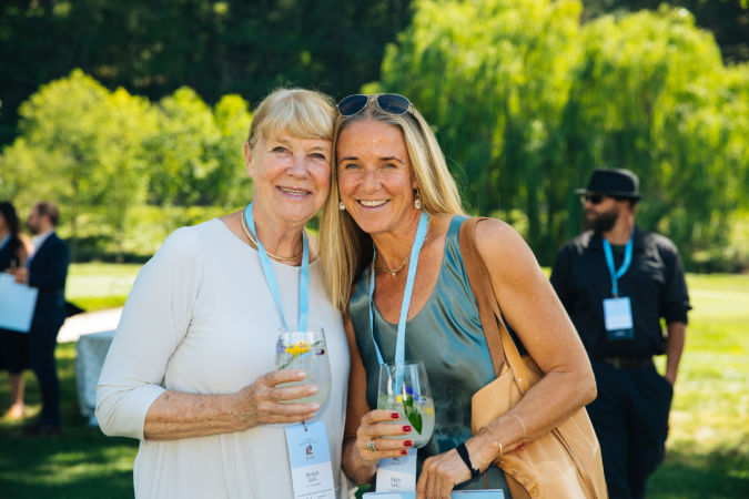 Robin and Erin Lail of Lail Vineyards