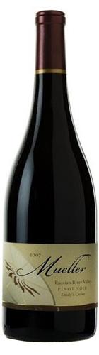 Emily's Cuvée, Pinot Noir