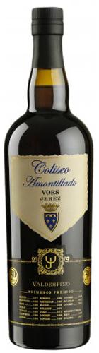 2-Valdespino-Coliseo-Amontillado VORS-Spain-NV