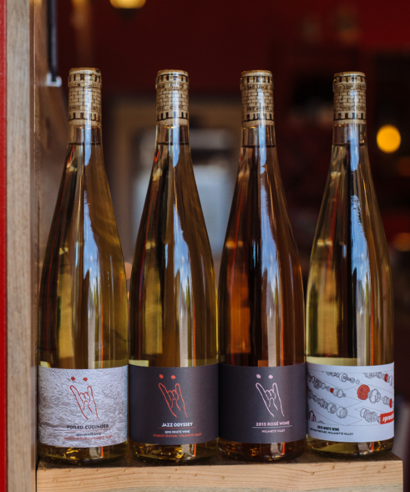 Wines from Teutonic Wine Company