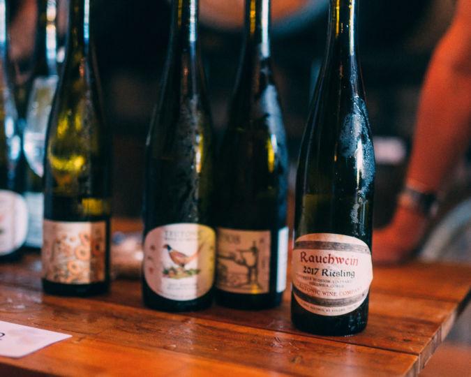 Teutonic Wine Company Rieslings