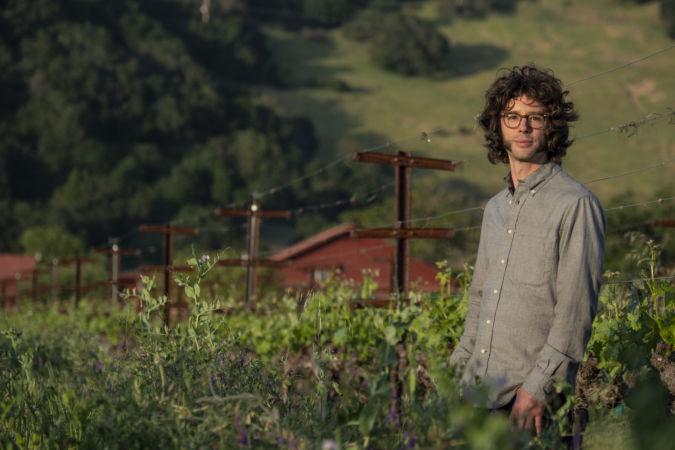Nick Gislason, chief winemaker at Screaming Eagle