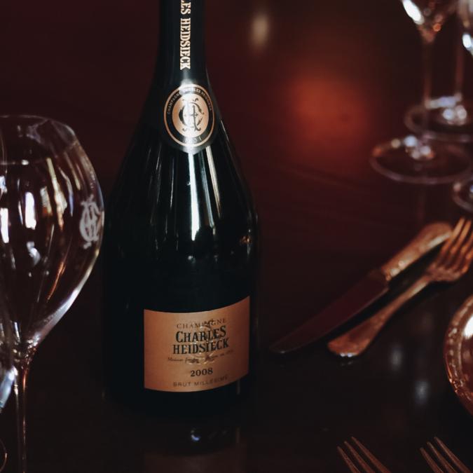 Champagne Charles Heidsieck