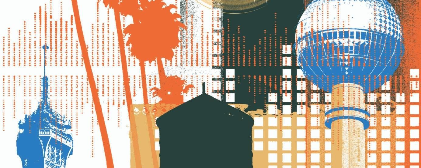 BBC Radio 6 illustration by SHONAGH RAE