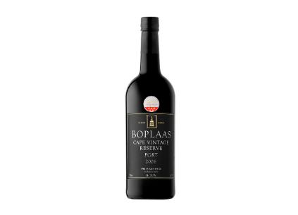 Boplaas Family Vineyards, Cape Vintage Reserve, 2006