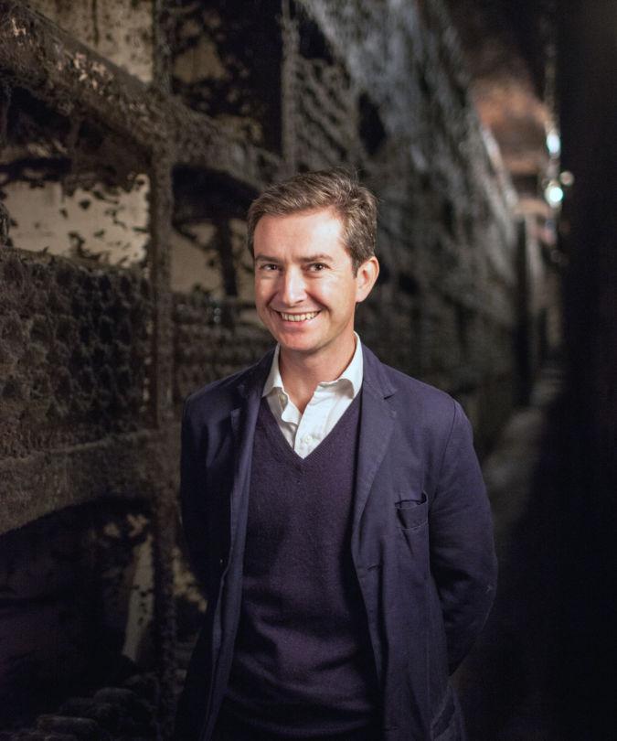 Victor Urrutia from Rioja's CVNE