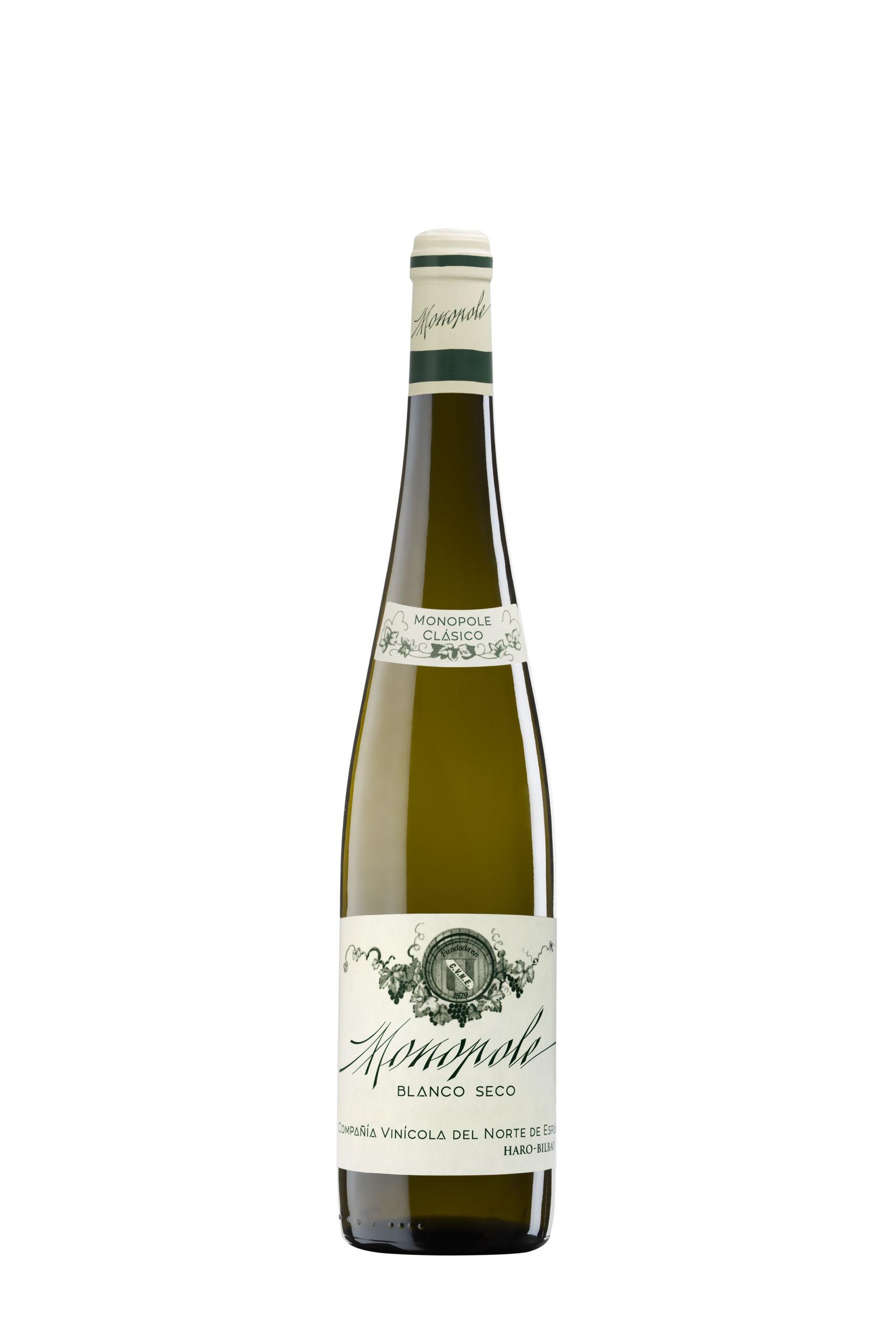 Monopole Clasico Rioja Blanco
