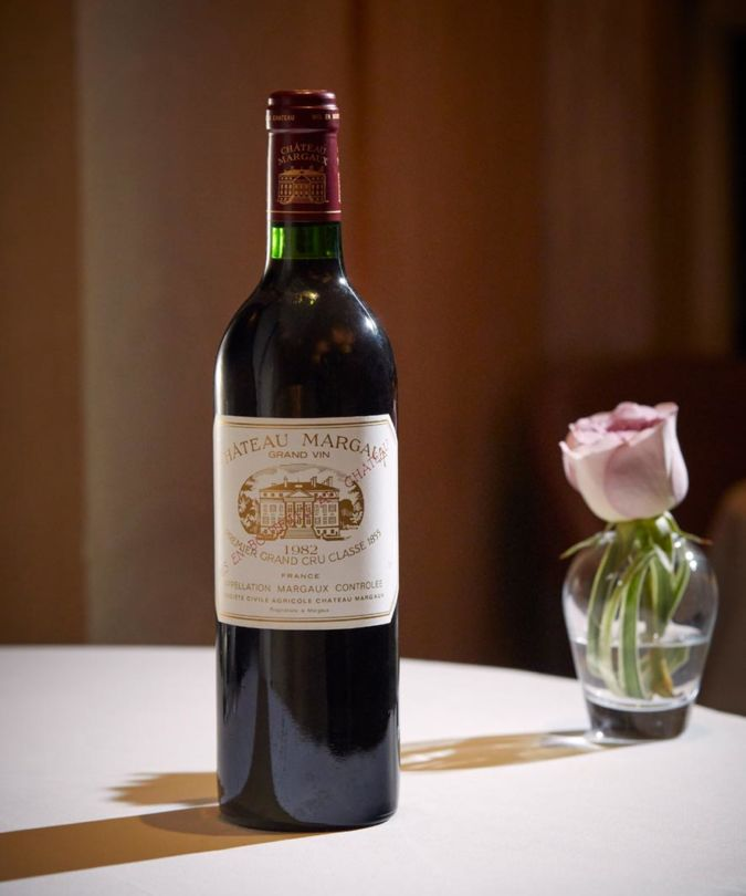 Chateau Margaux grand vin
