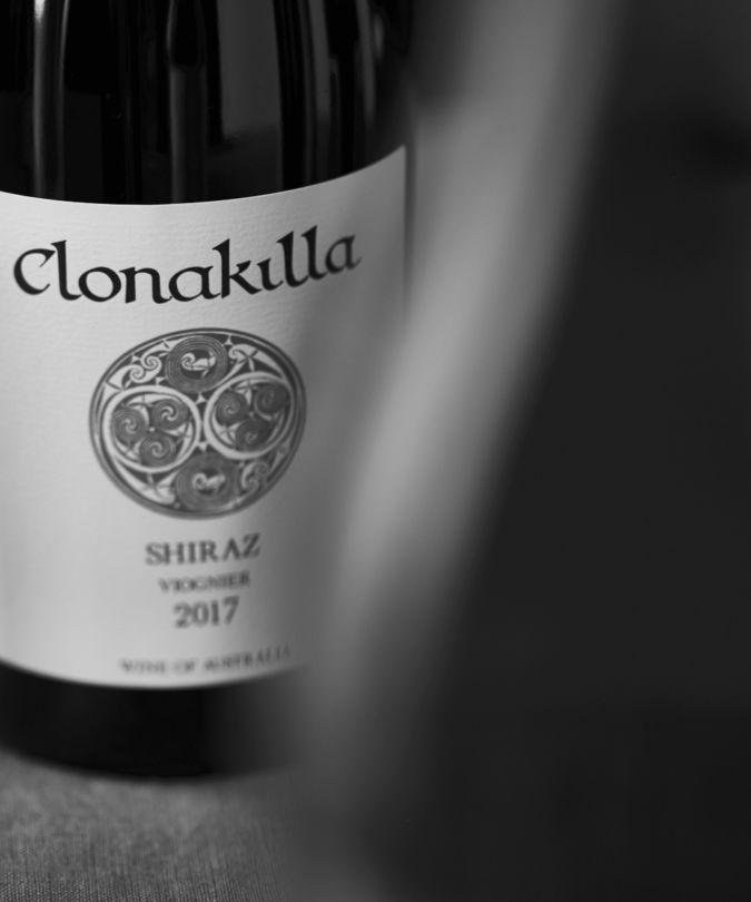Clonakilla Shiraz Viognier 2017 Australian wine