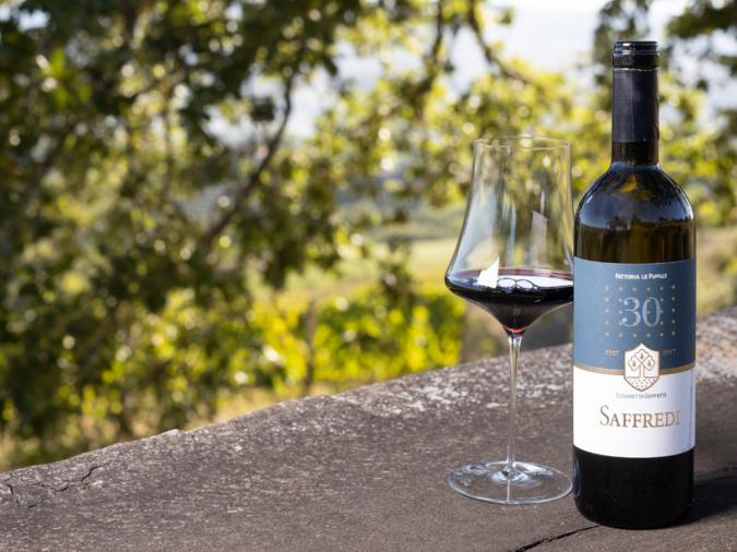 Saffredi wine