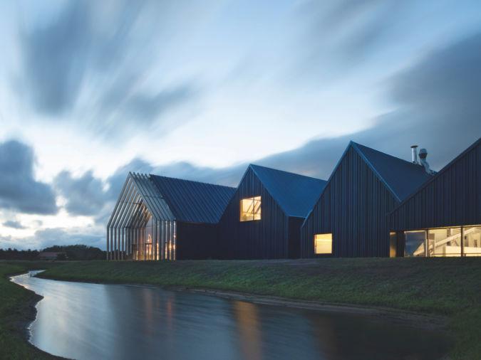 Denmark distillery