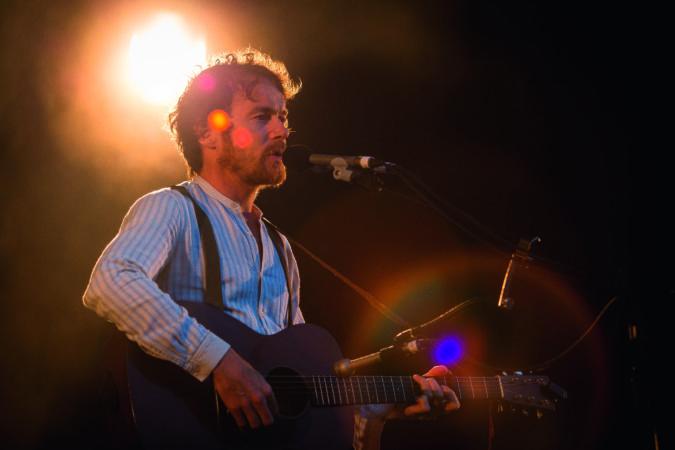 Irish singer songwriter Damien Rice