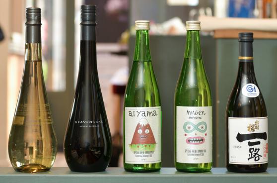 Sake wine