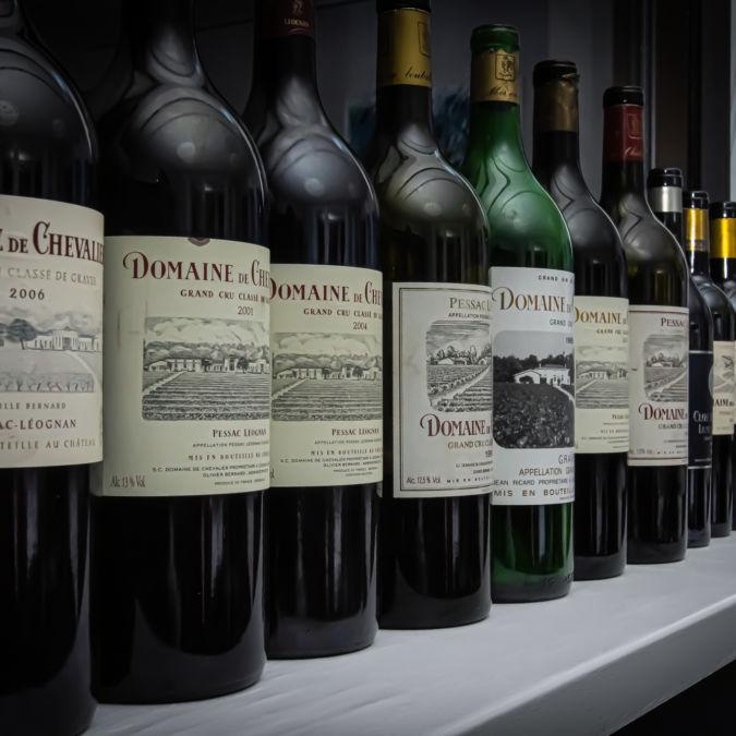 Domaine de Chevalier wines