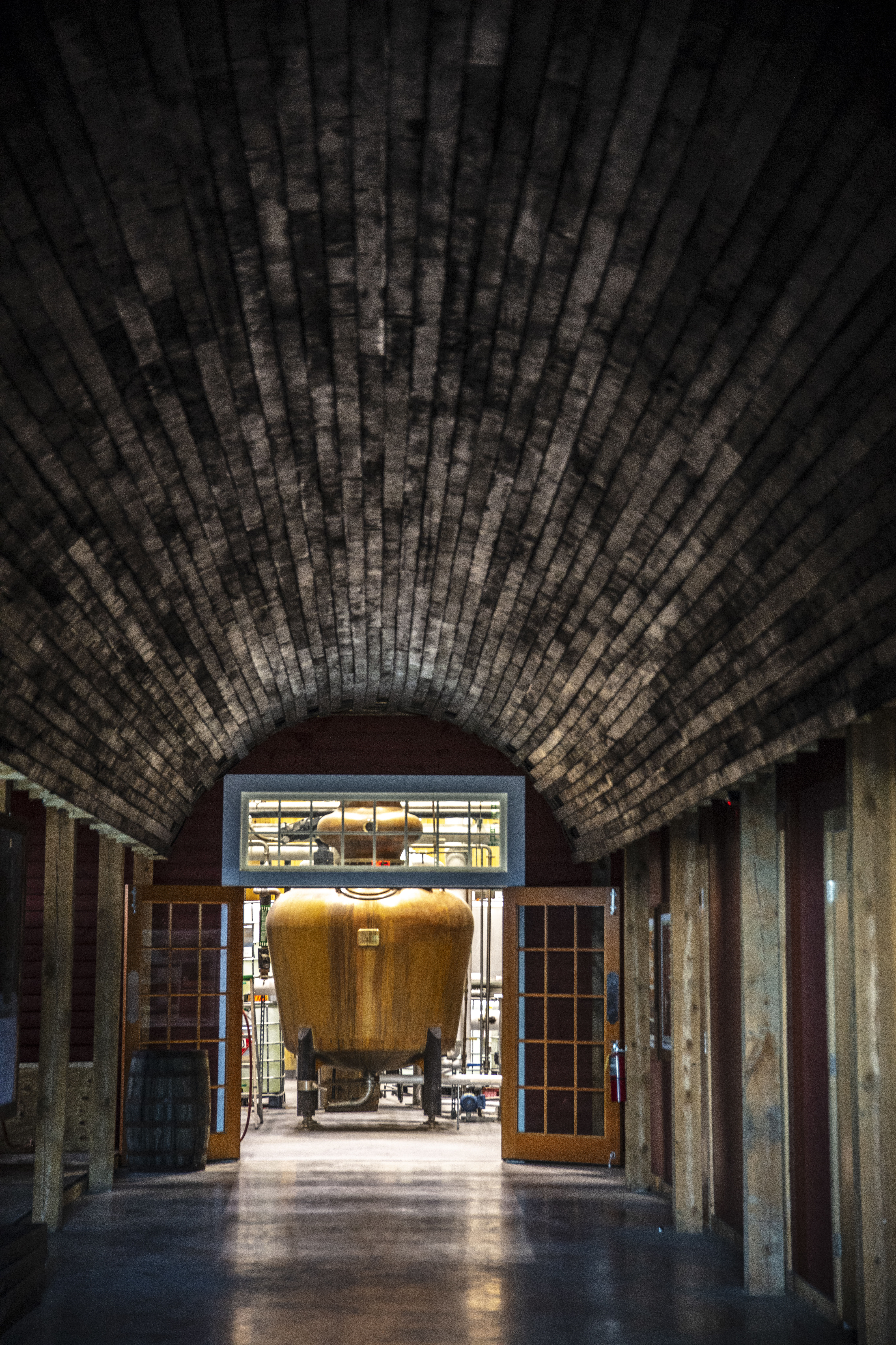 WhistlePig American whiskey distillery