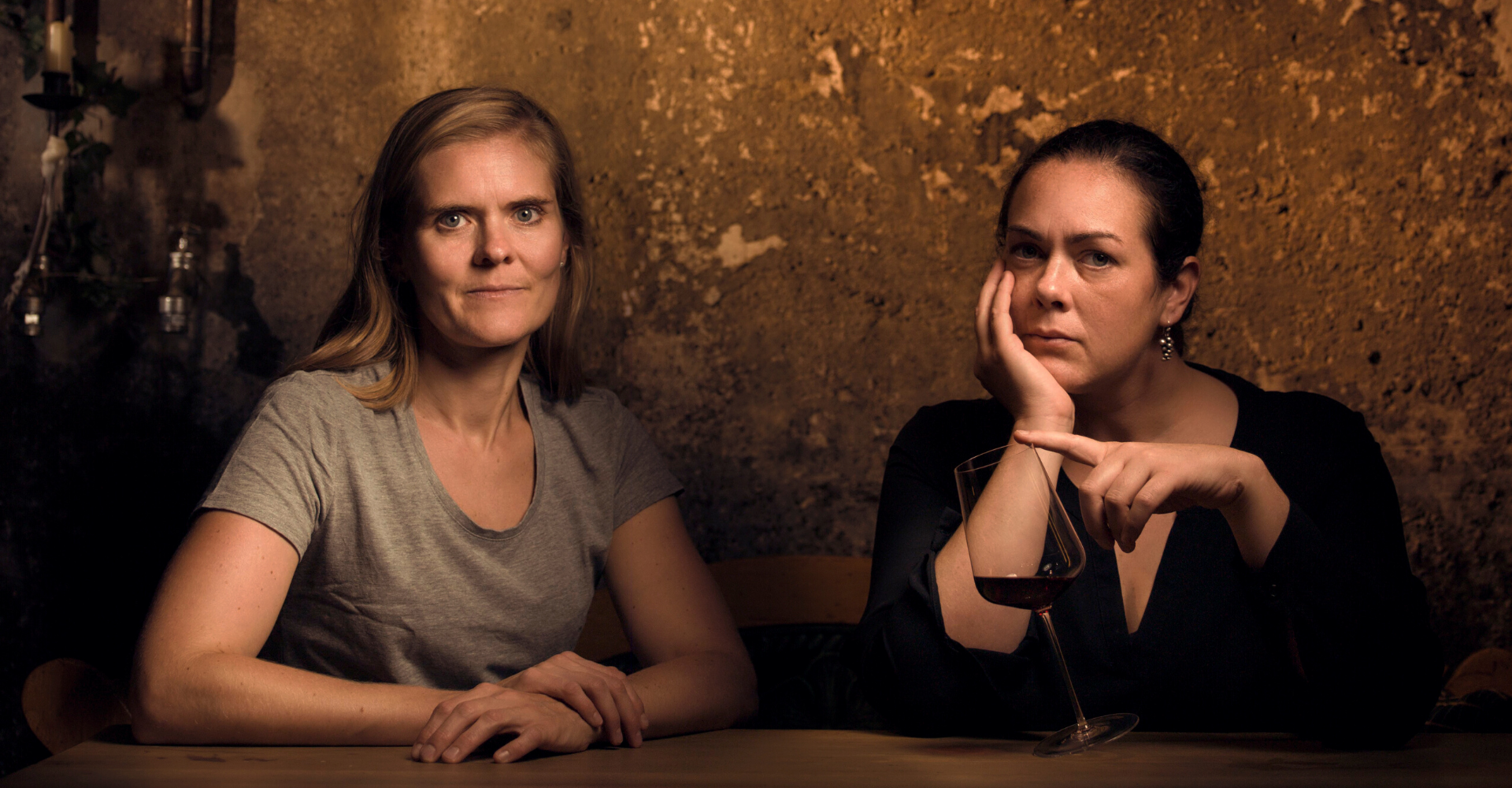 Meike and Dorte Nätel