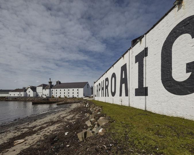 The Laphroaig Distillery