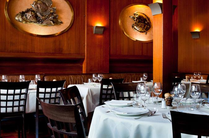Le Duc restaurant