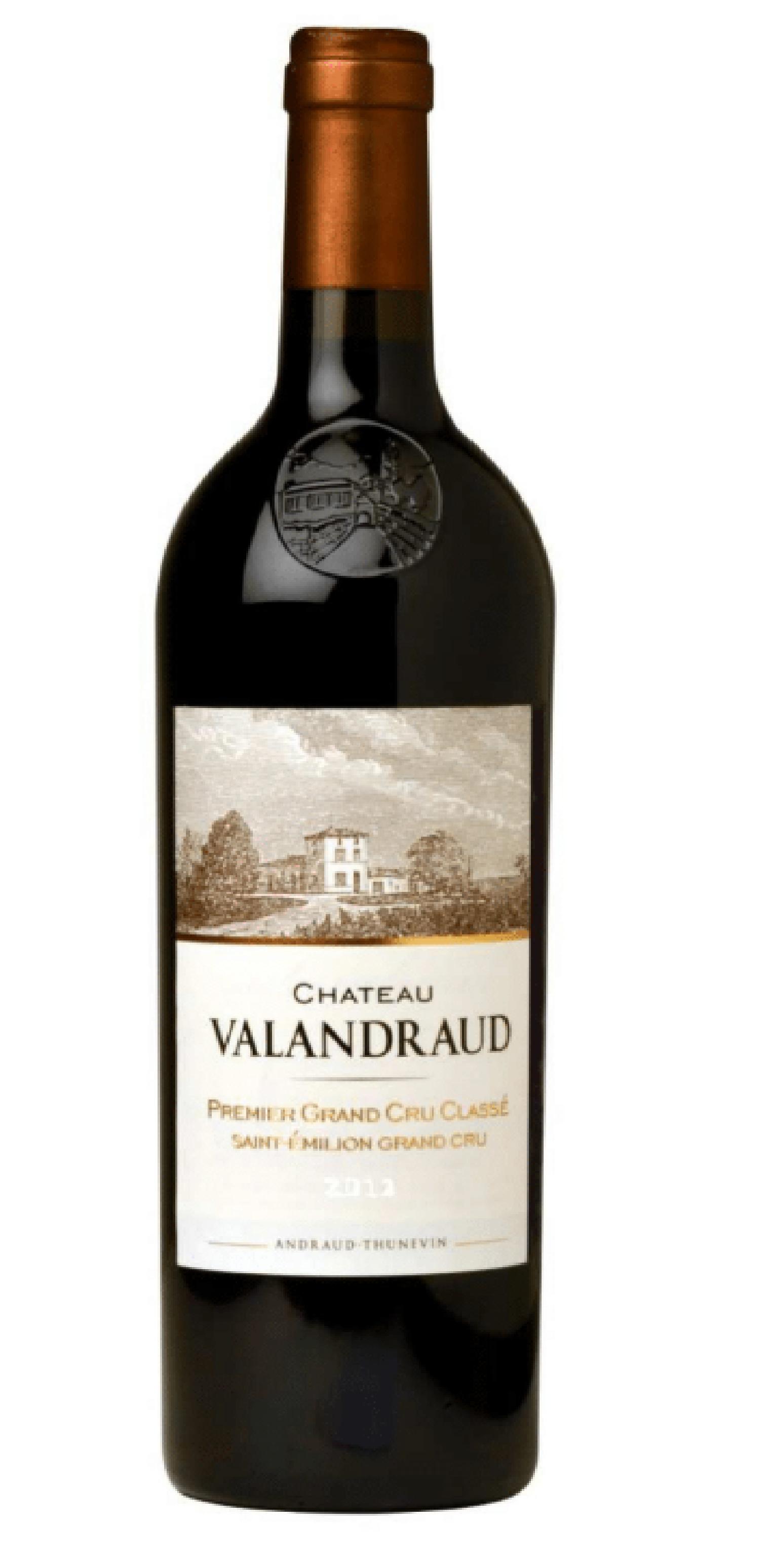 Château Valandraud, 1er grand cru classé B