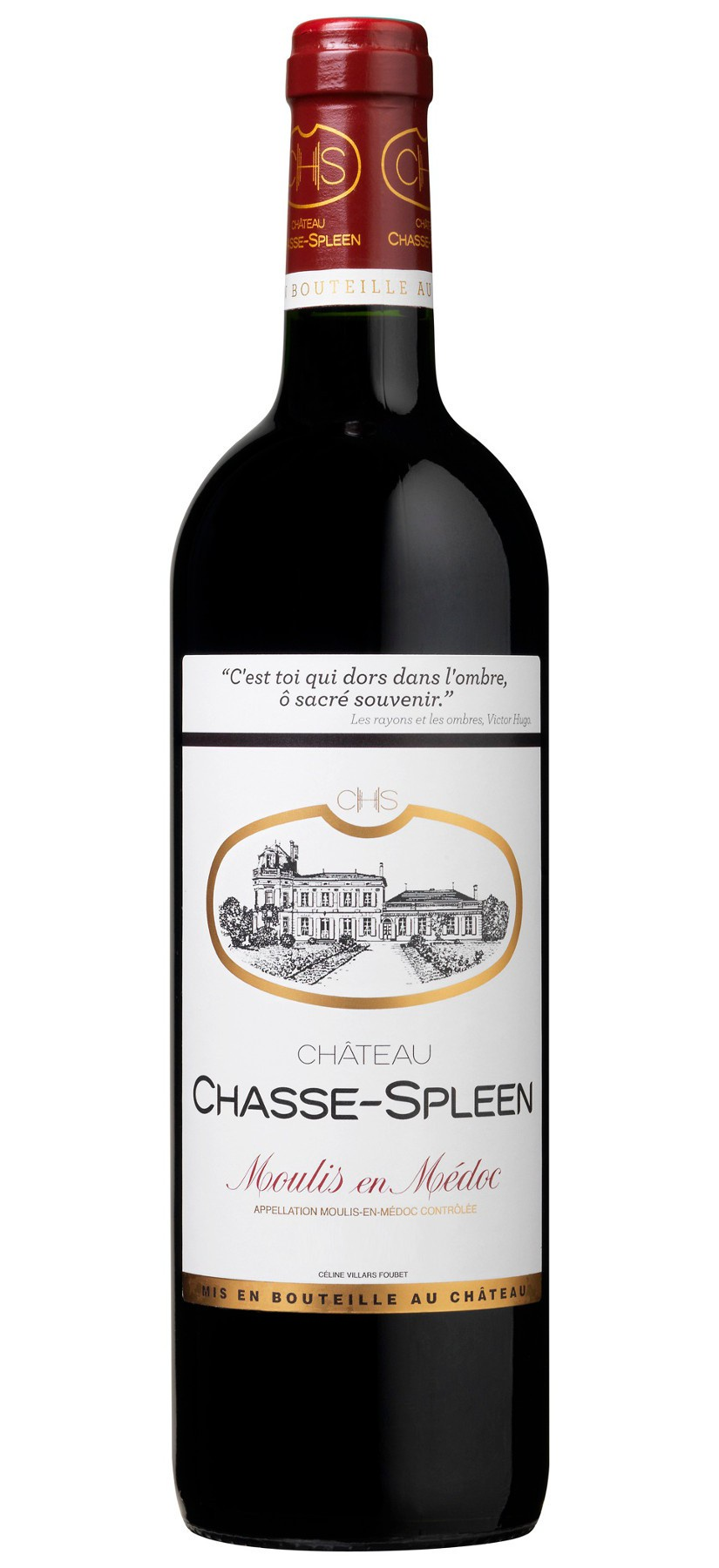 Château Chasse-Spleen, Cru Bourgeois Exceptionnel