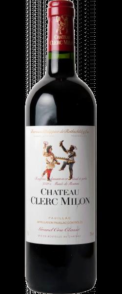 Château Clerc Milon, 5ème cru classé