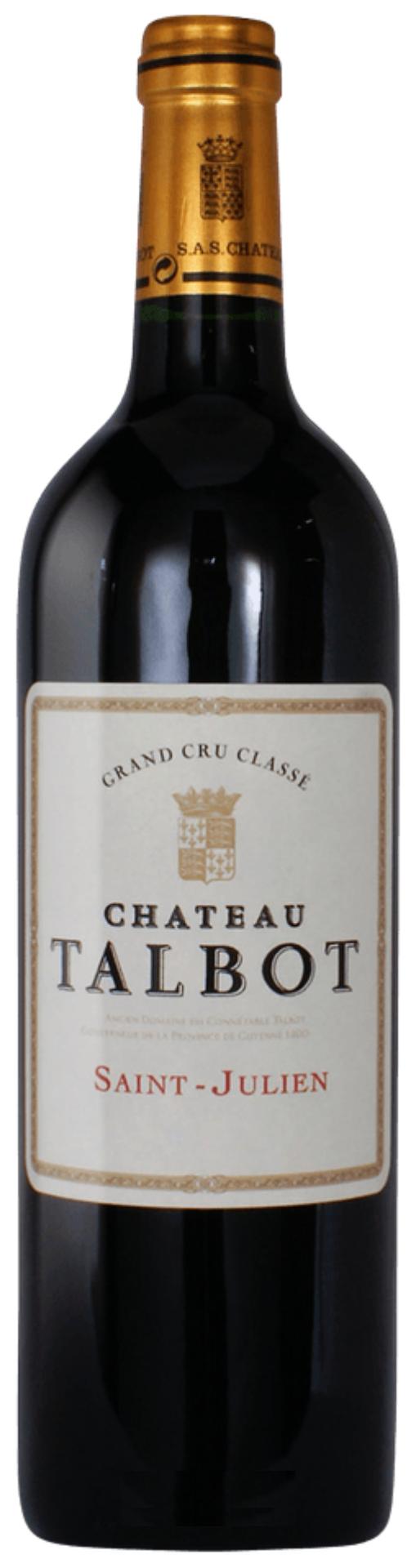 Château Talbot, 4ème cru classé