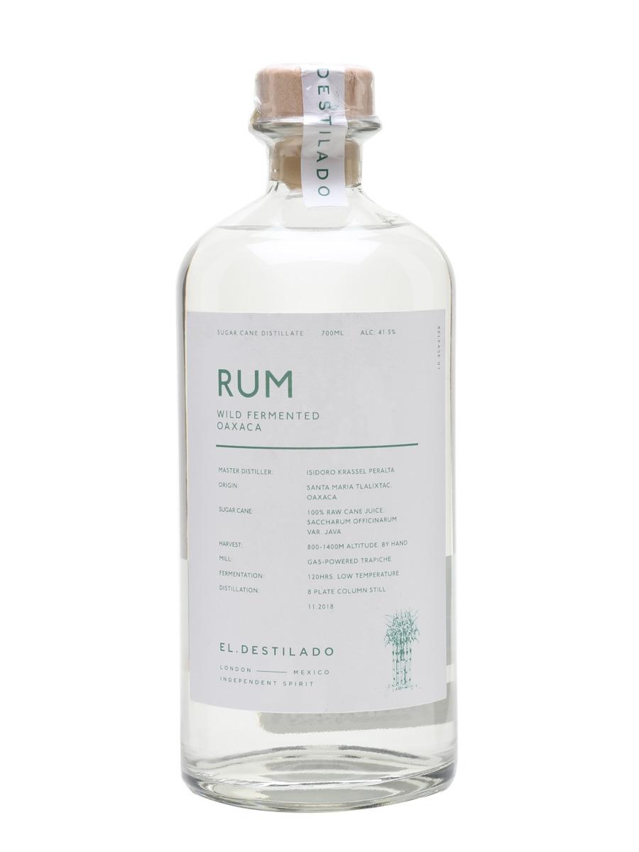 Wild Ferment Oaxaca Rum