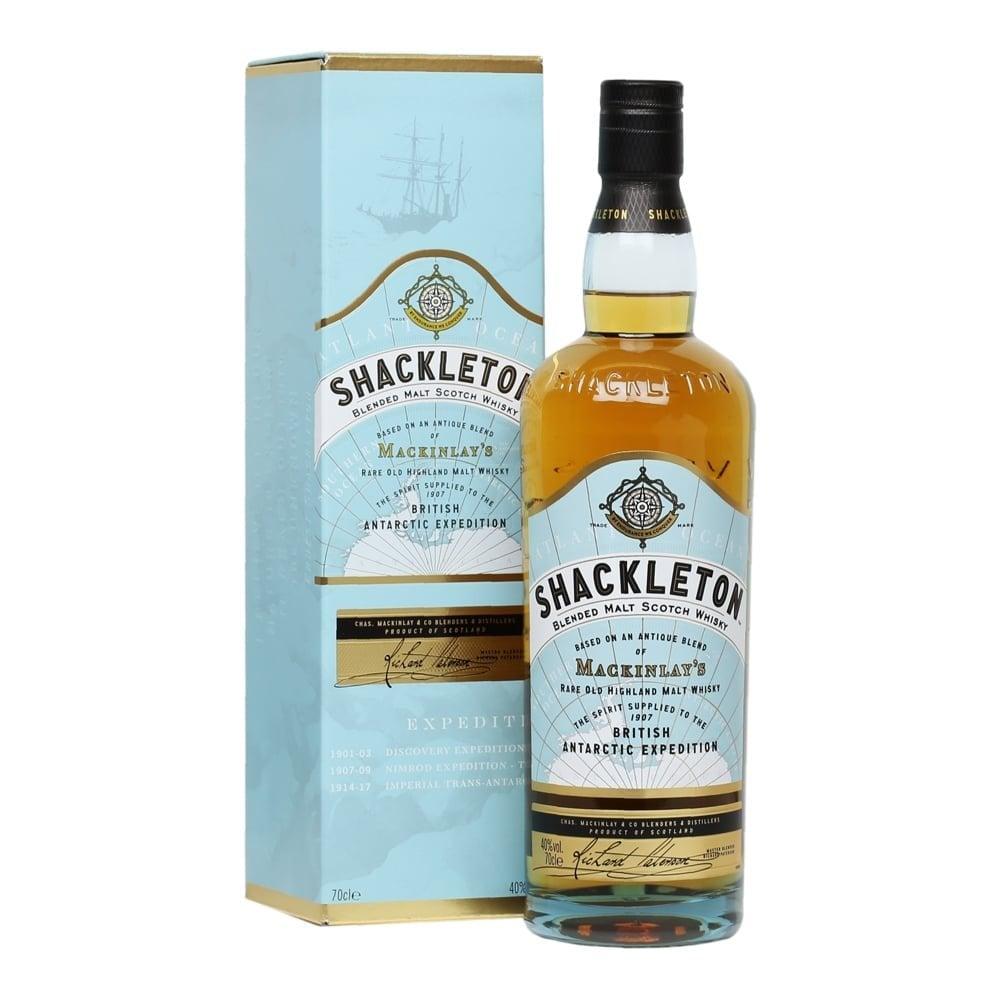 Shackelton Blended Malt Scotch Whisky