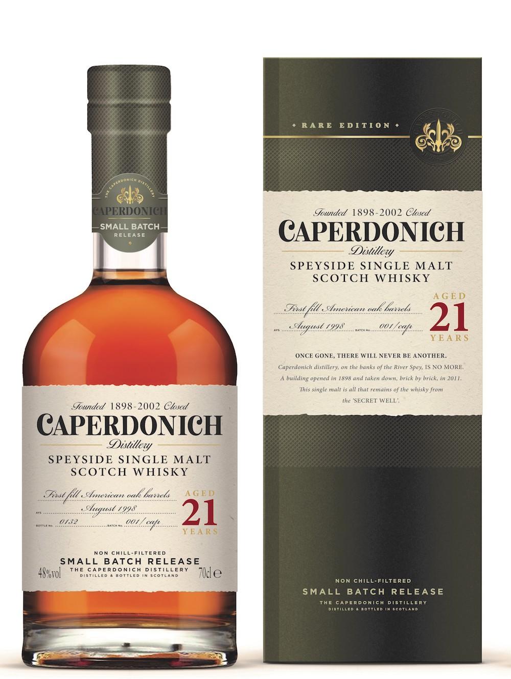 Caperdonich 21 year old