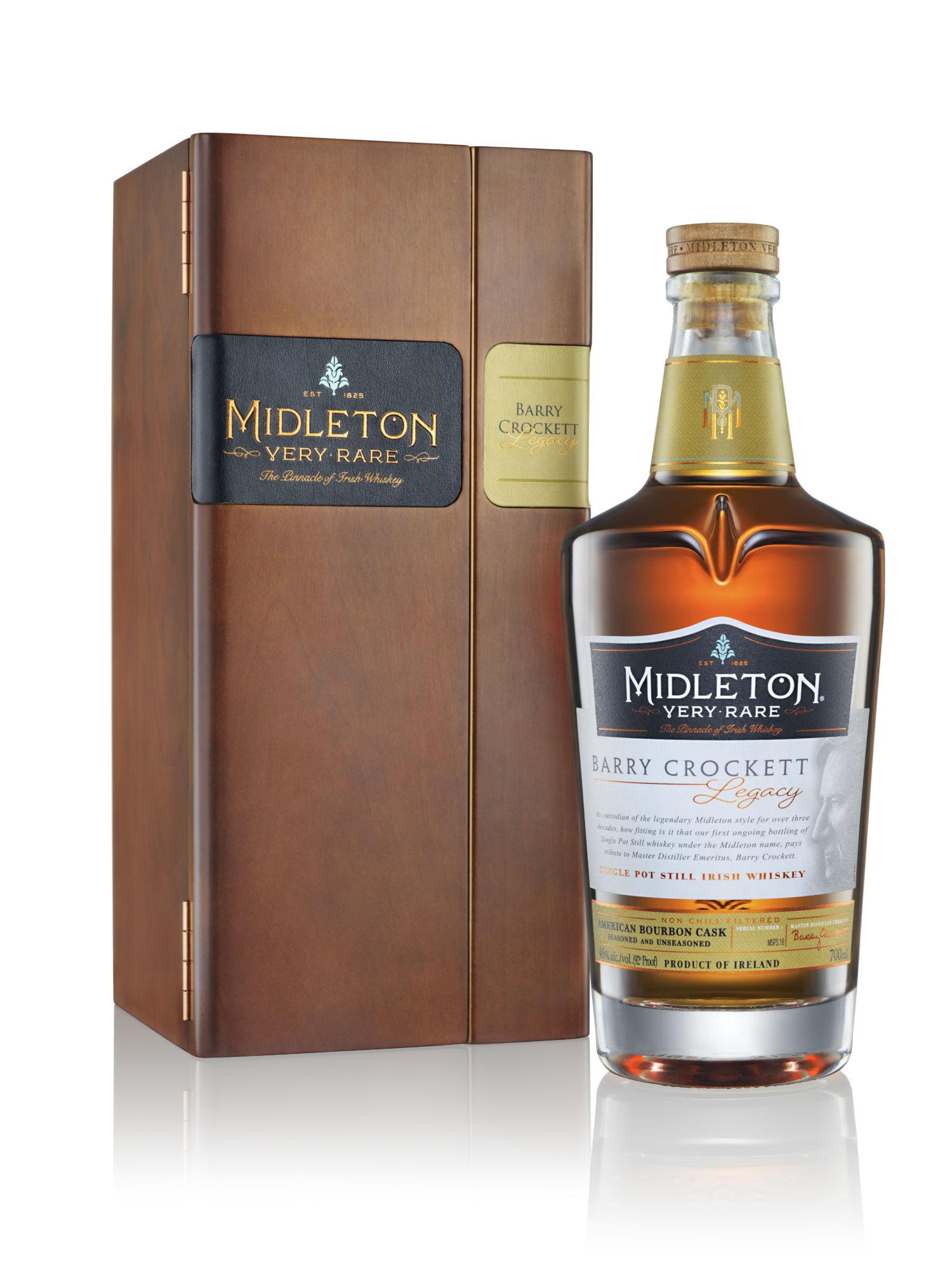 Middleton Very Rare Barry Crocket Legacy