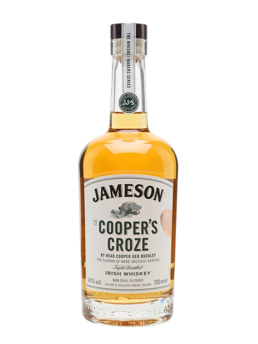Cooper's Croze Irish Whiskey