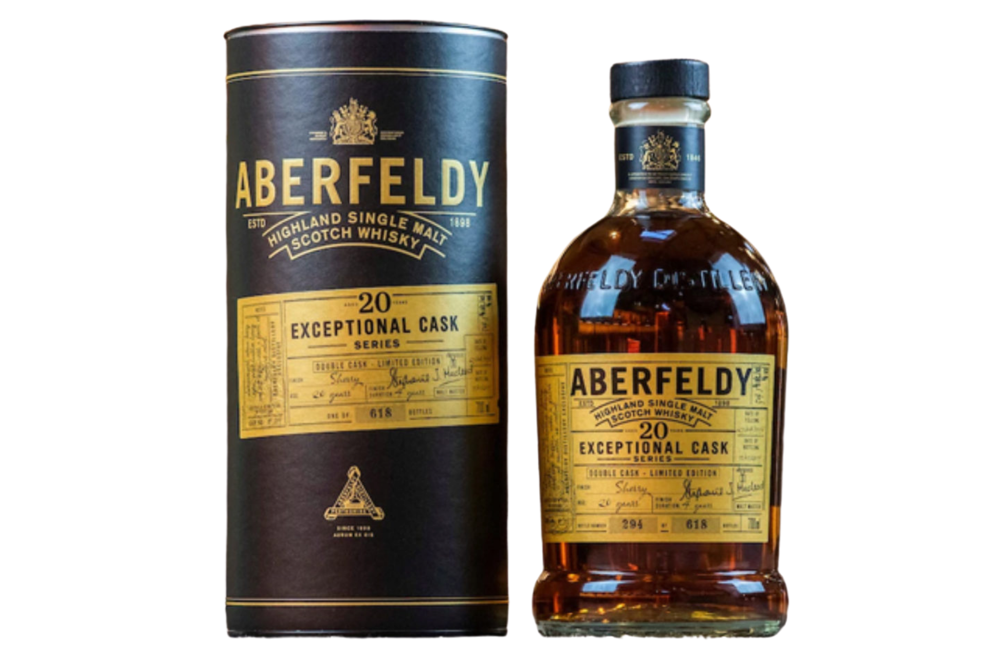 20 Year Old Exceptional Cask Series