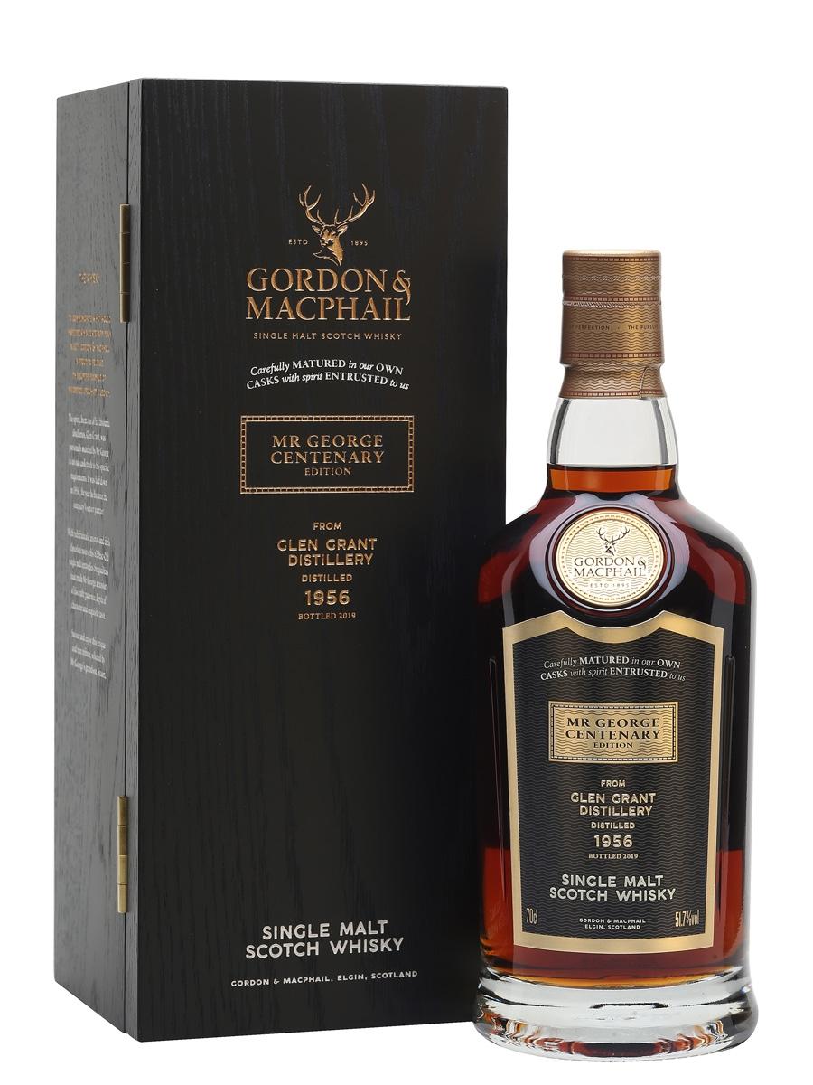Gordon & MacPhail, Mr George Centenary Edition Single Malt Whisky