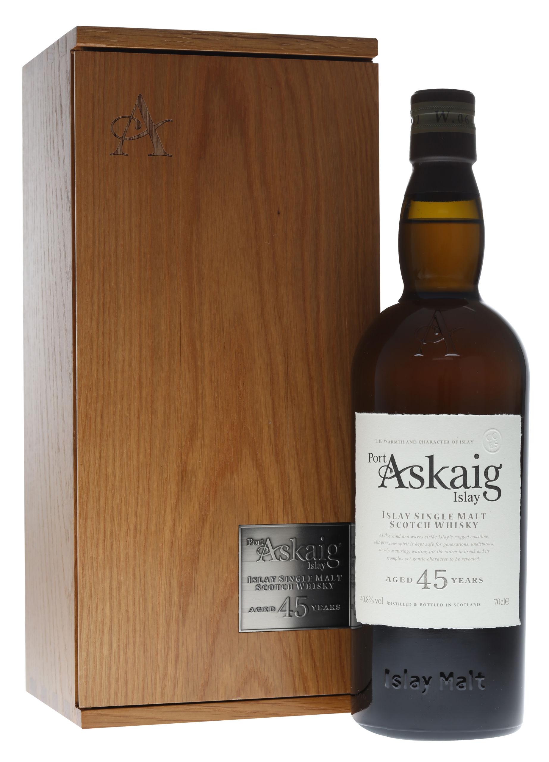 Port Askaig 45-year-old