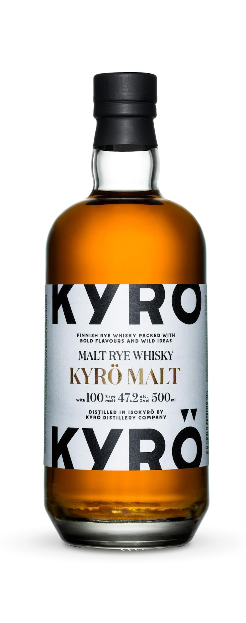 Malt Rye Whiskey
