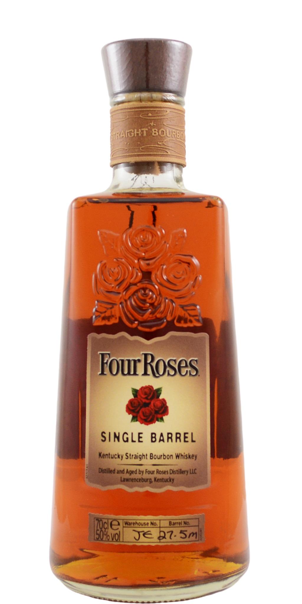 Single Barrel Straight Bourbon