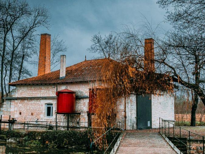 Famille Naud Distillery