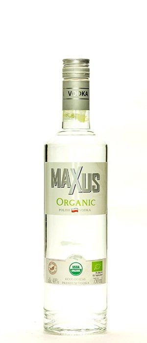 Maxus Organic Vodka