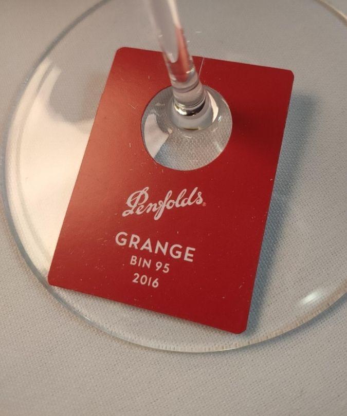 Glass of grange