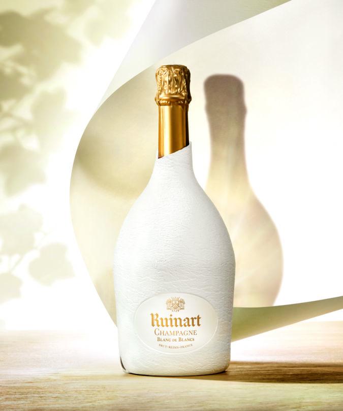 Ruinart Blanc de Blancs wine