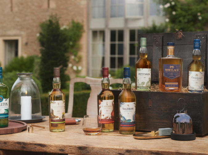 Diageo collection